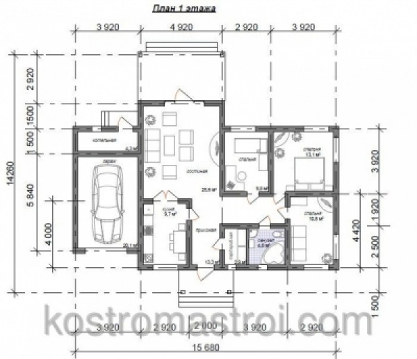 Дом-4
