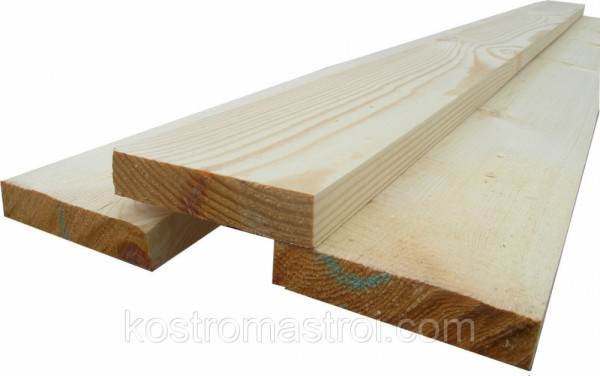 Прожилины для забора деревянные
