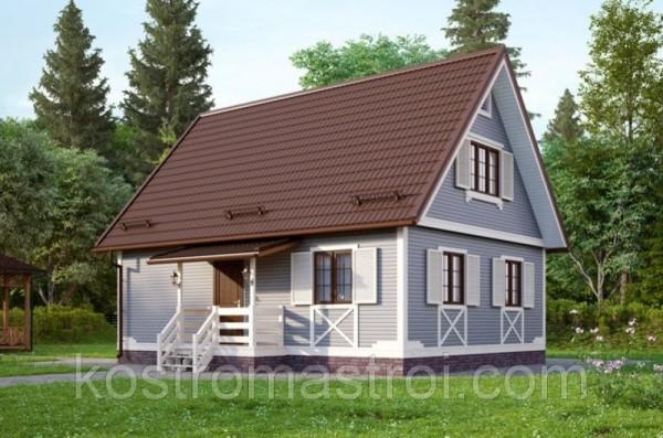 Дом (Богатырь)