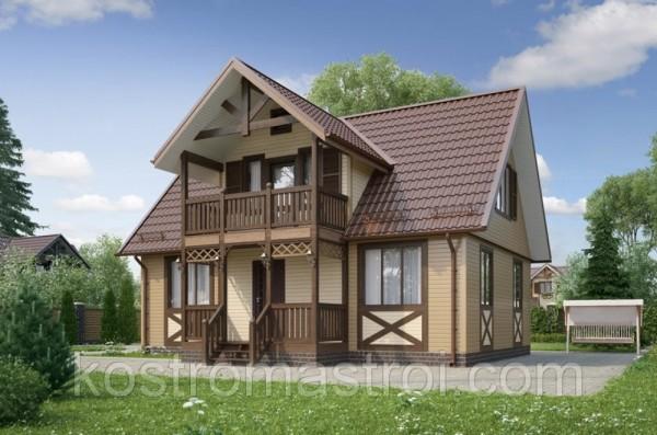 Дом (Святогор)
