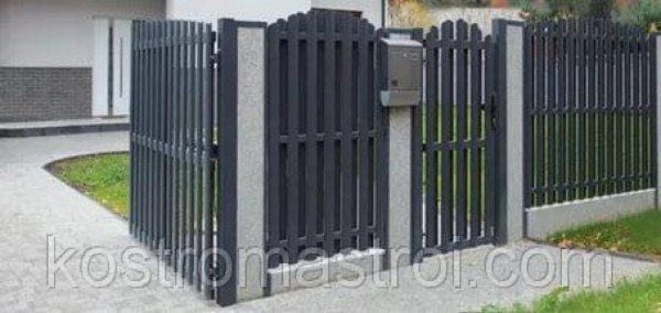 Распошные ворота, калитки